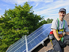 Mentenanta panouri solare
